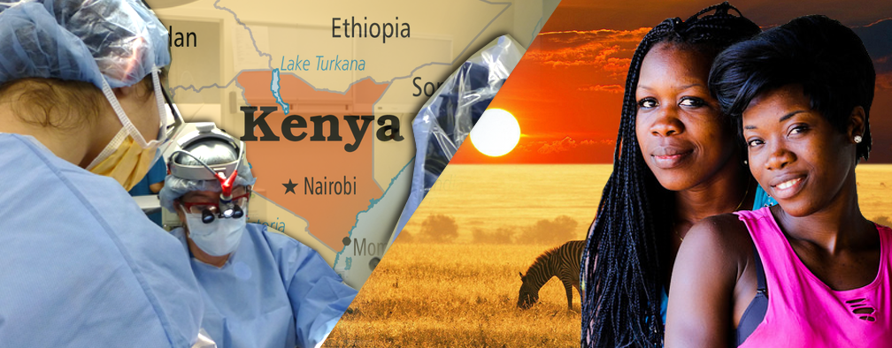 Clitoraid Humanitarian Mission in Kenya May 2-13